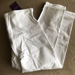Yummie white leggings